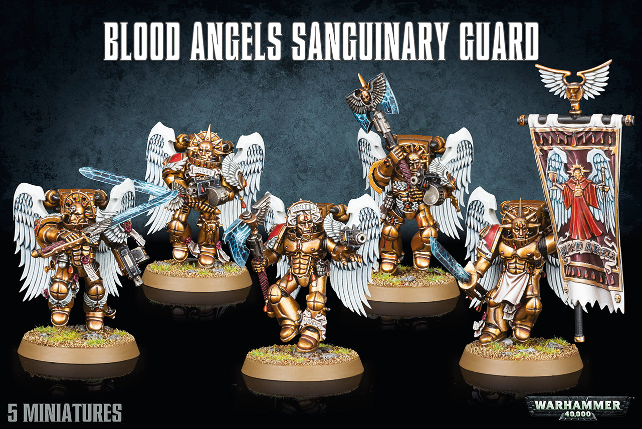 Sanguinary Guard | Mythicos