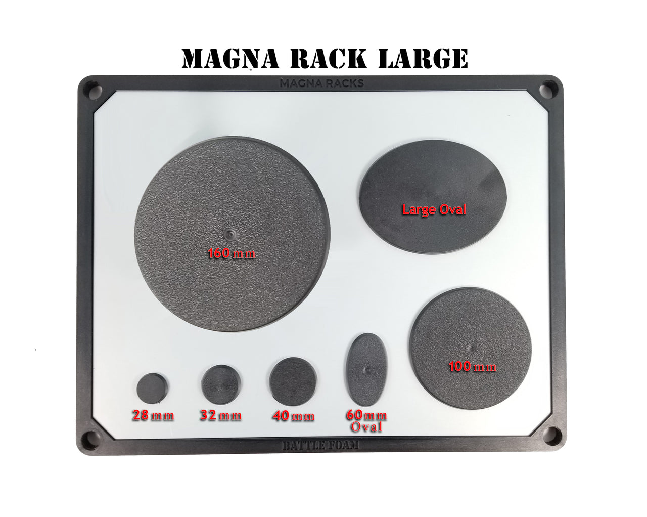 Magna Rack Original Large Kit for the P.A.C.K. 720 | Cascade Games | New Zealand