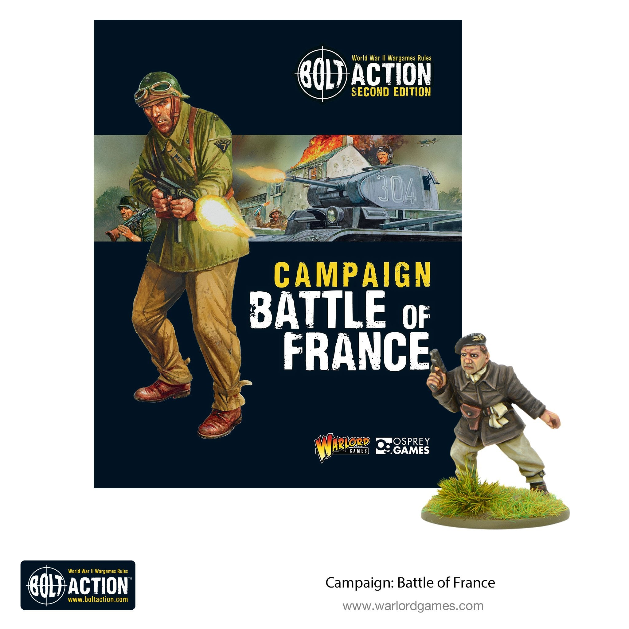 Campaign: Battle of France | Mythicos