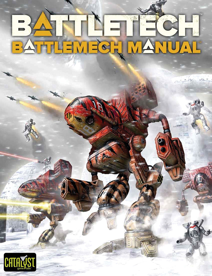 Battletech: Battlemech Manual | Mythicos