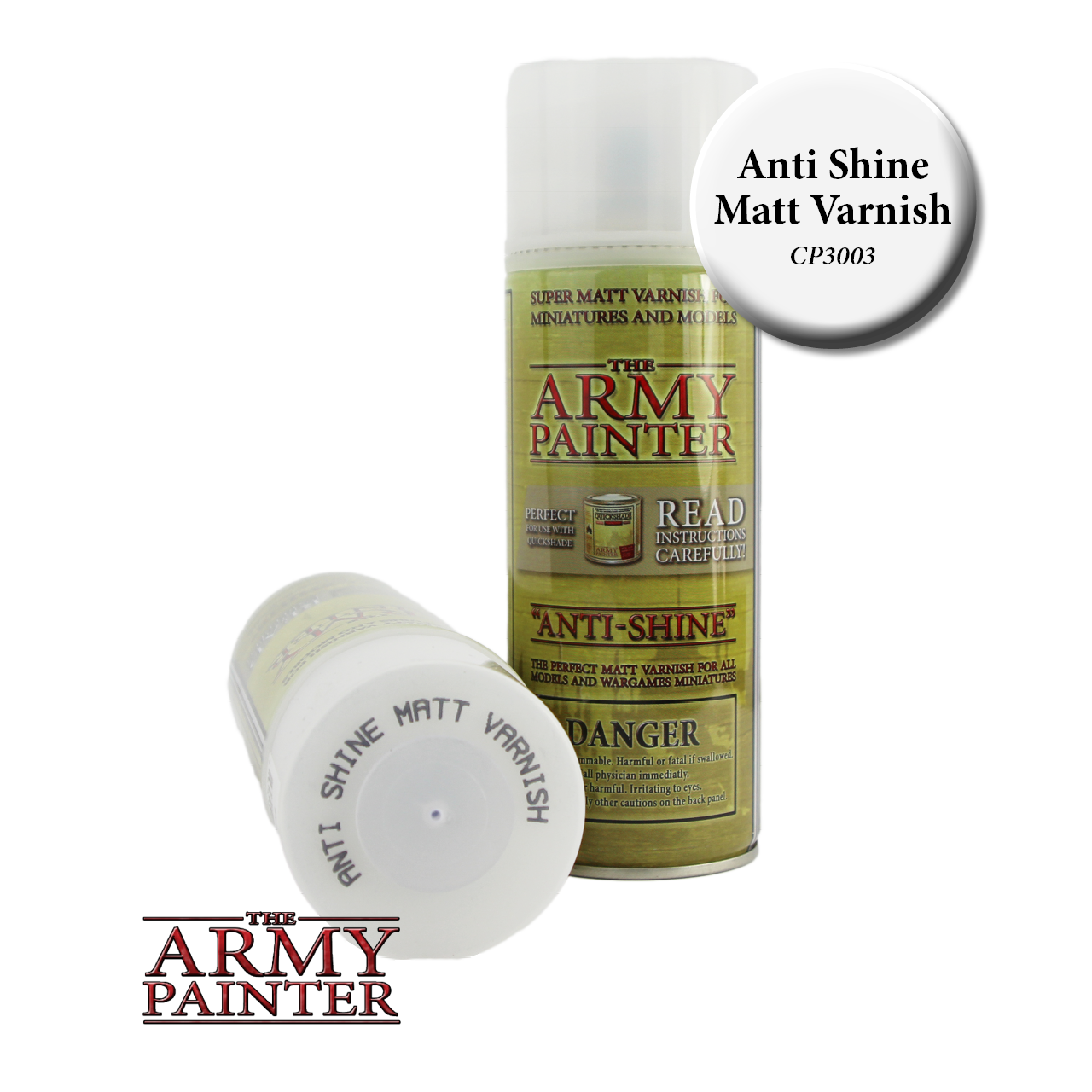 Anti Shine Matt Varnish | Mythicos