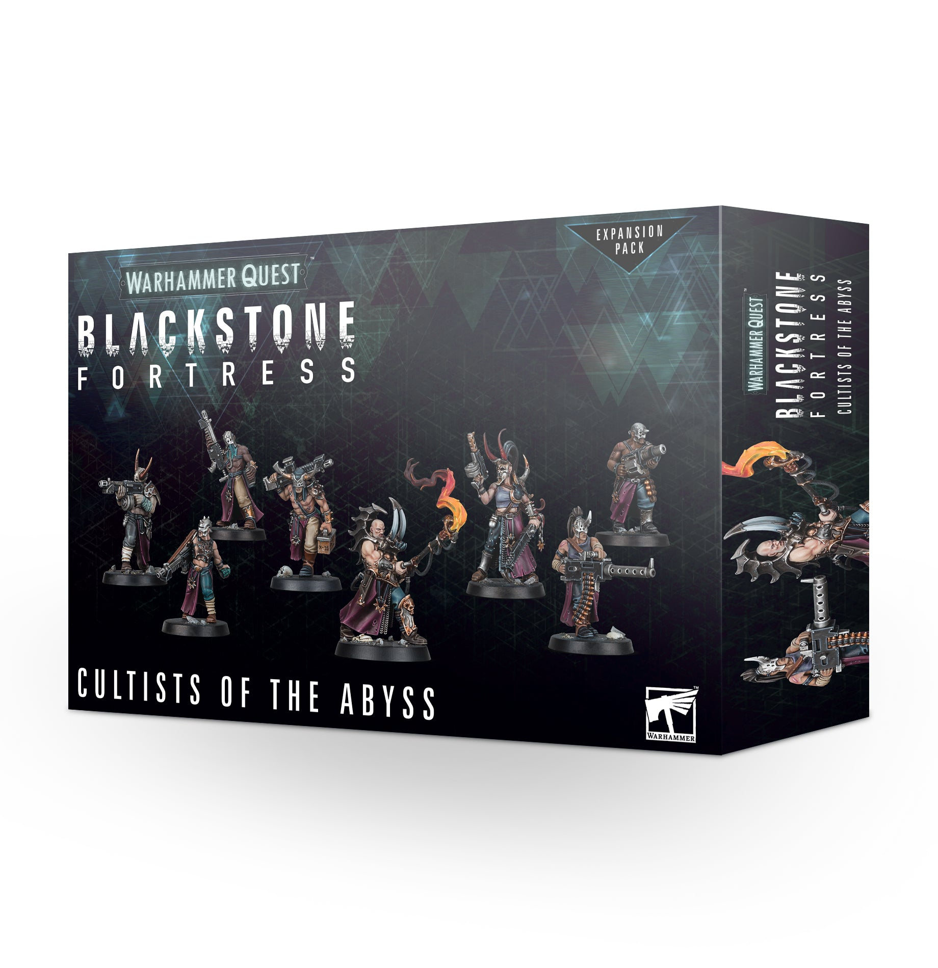 Blackstone Fortress: Cultists of the Abyss | Mythicos
