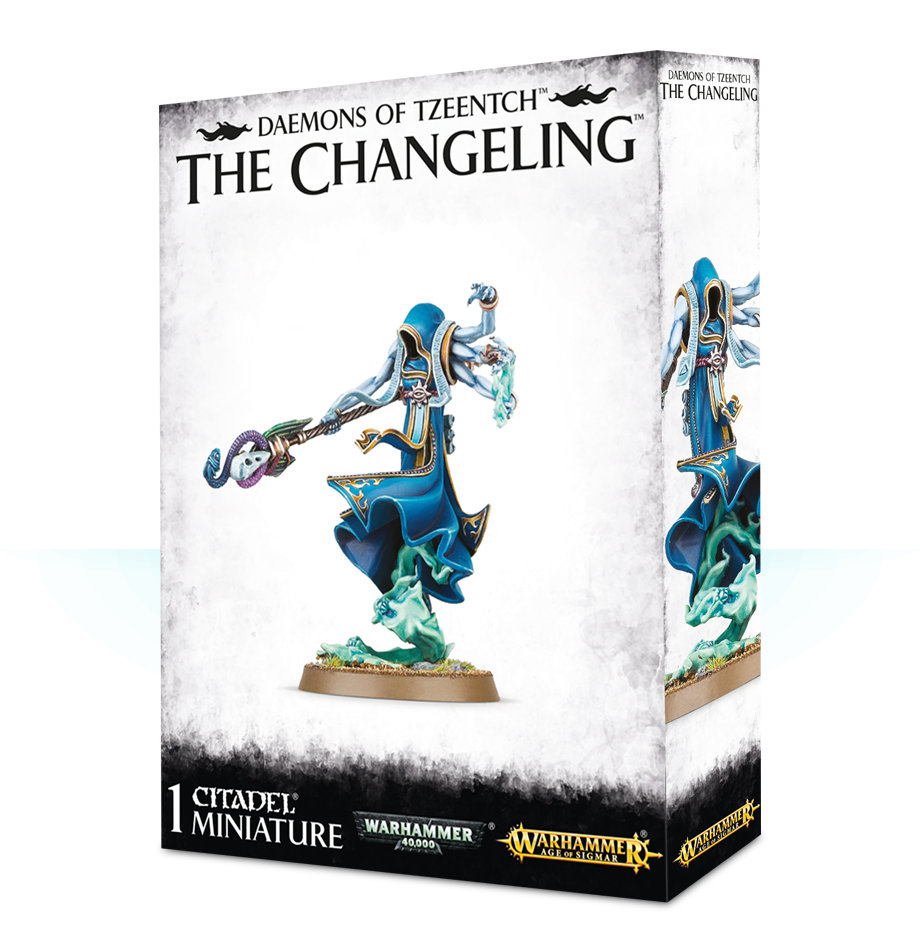The Changeling | Mythicos