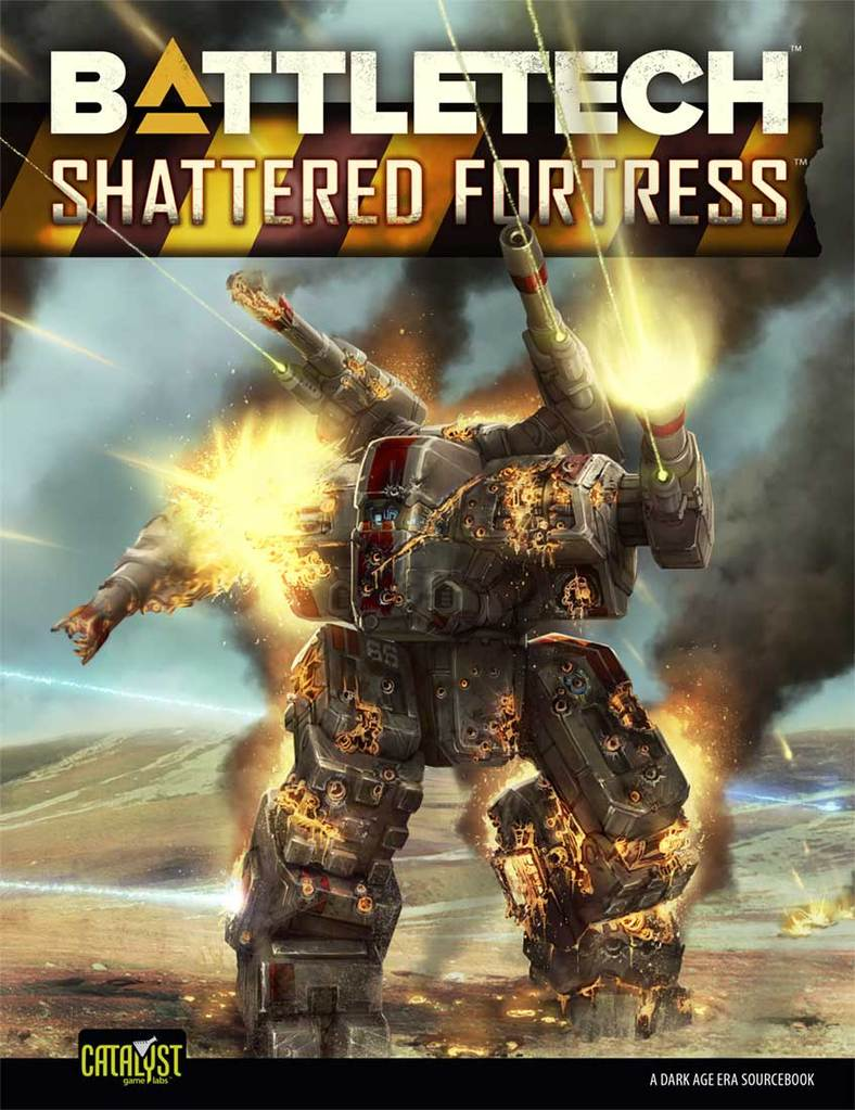 Battletech: Shattered Fortress | Mythicos