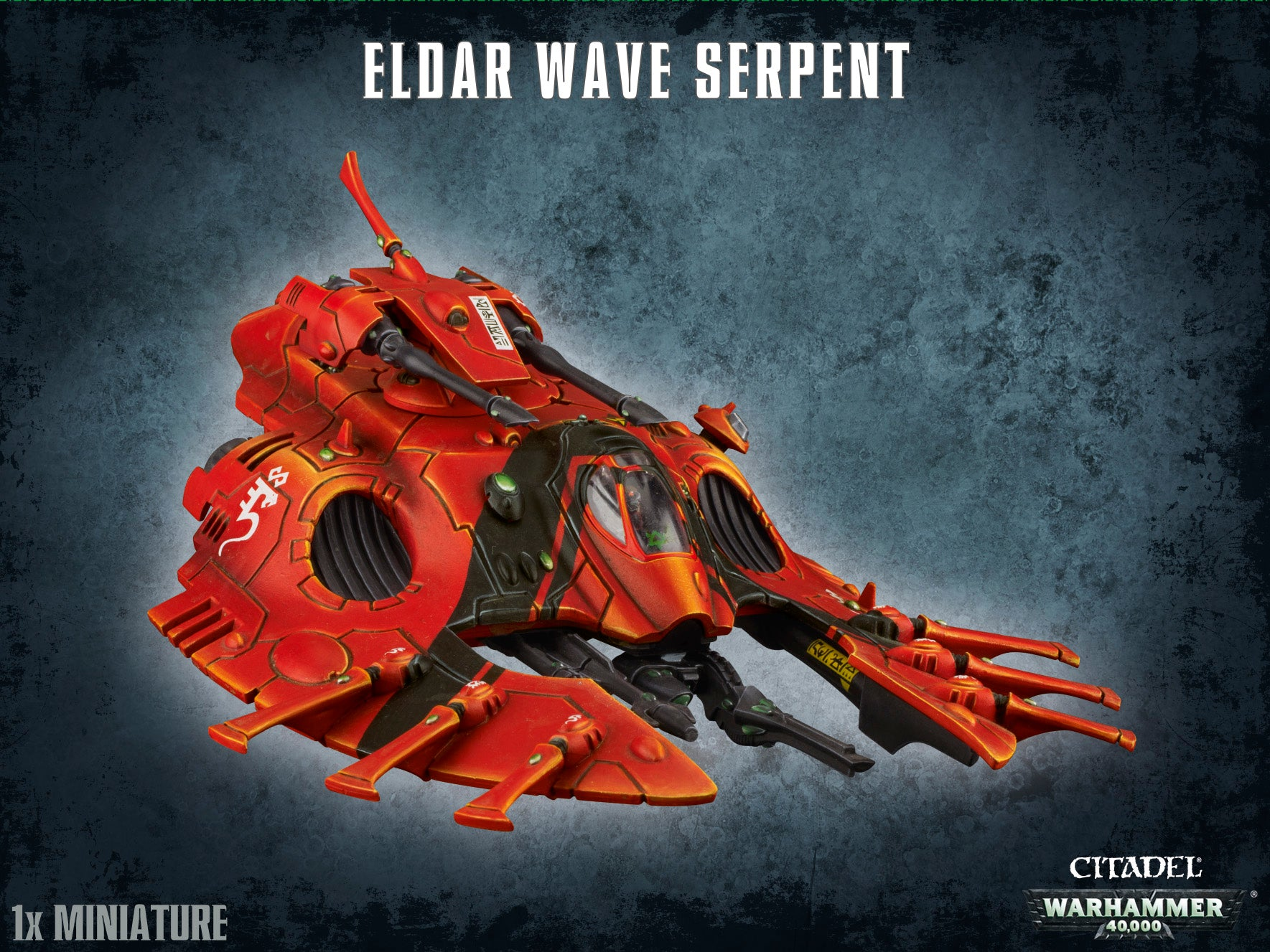 Wave Serpent | Mythicos