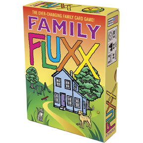 Family Fluxx | Mythicos