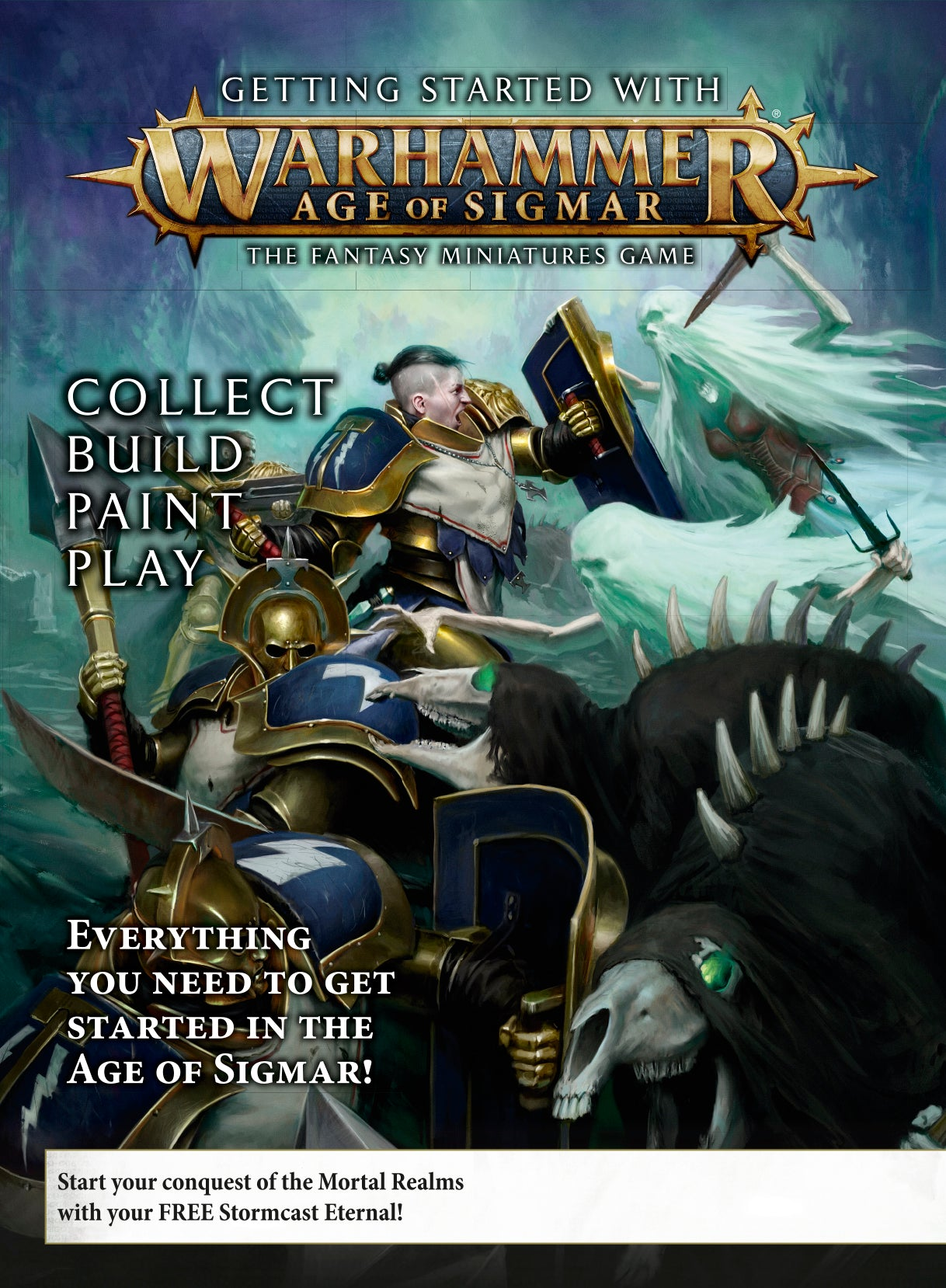 Getting Started with Age of Sigmar | Mythicos