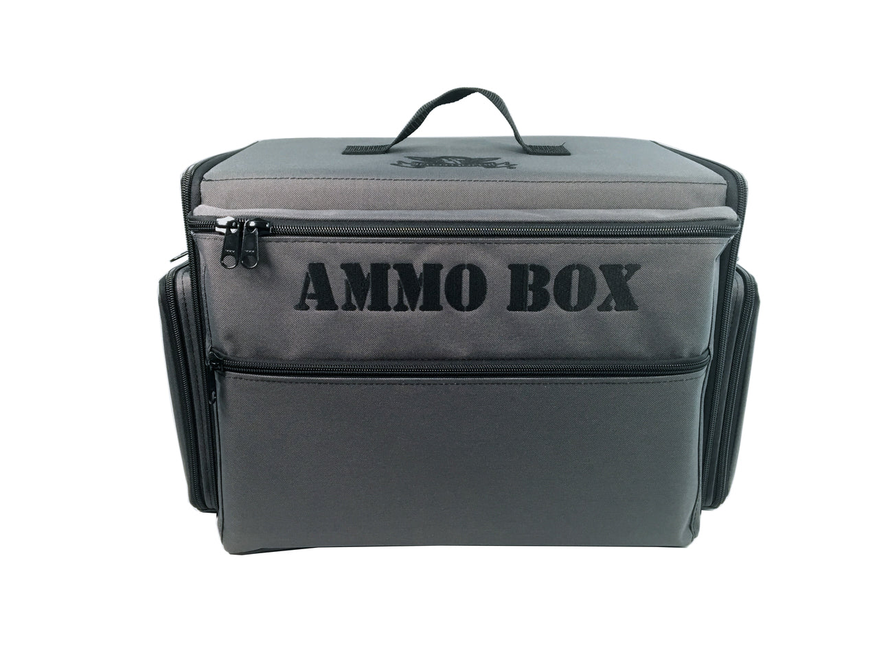 Ammo Box Bag Pluck Foam Load Out (Grey) | Mythicos