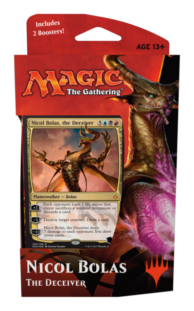 Magic the Gathering Planeswalker Deck Hour of Devastation | Mythicos