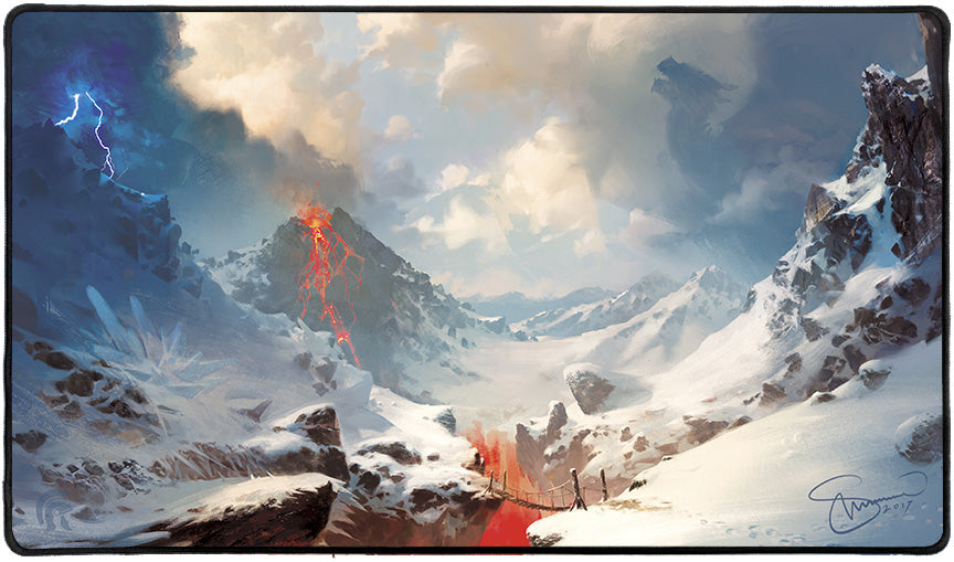Velinov Mountain Playmat | Mythicos