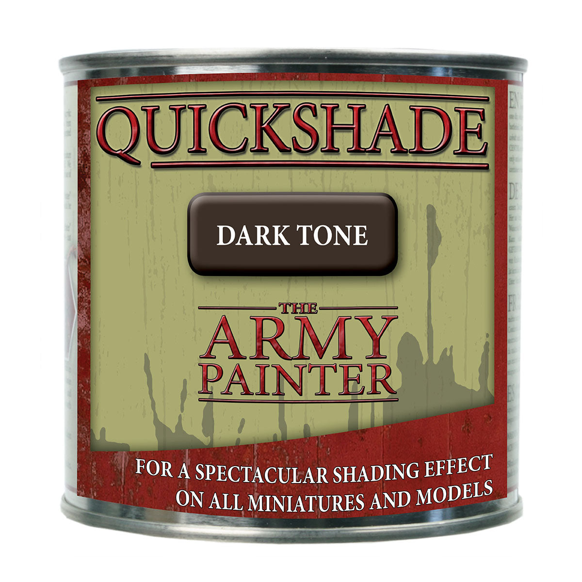 The Army Painter Quickshade Dark Tone | Mythicos