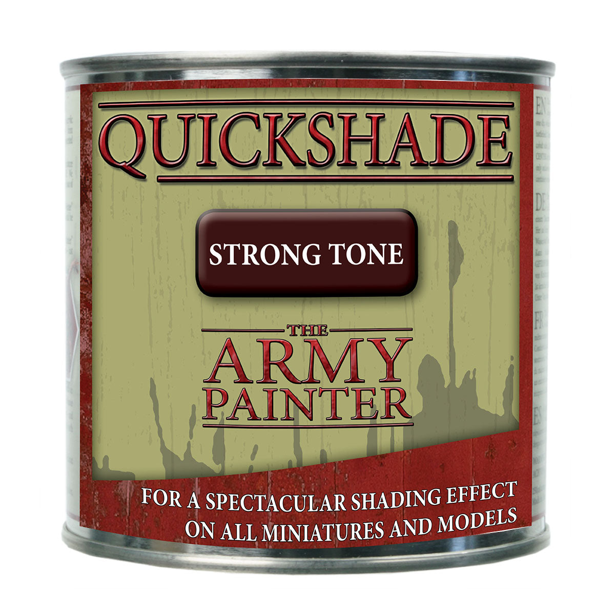 The Army Painter Quickshade Strong Tone | Mythicos