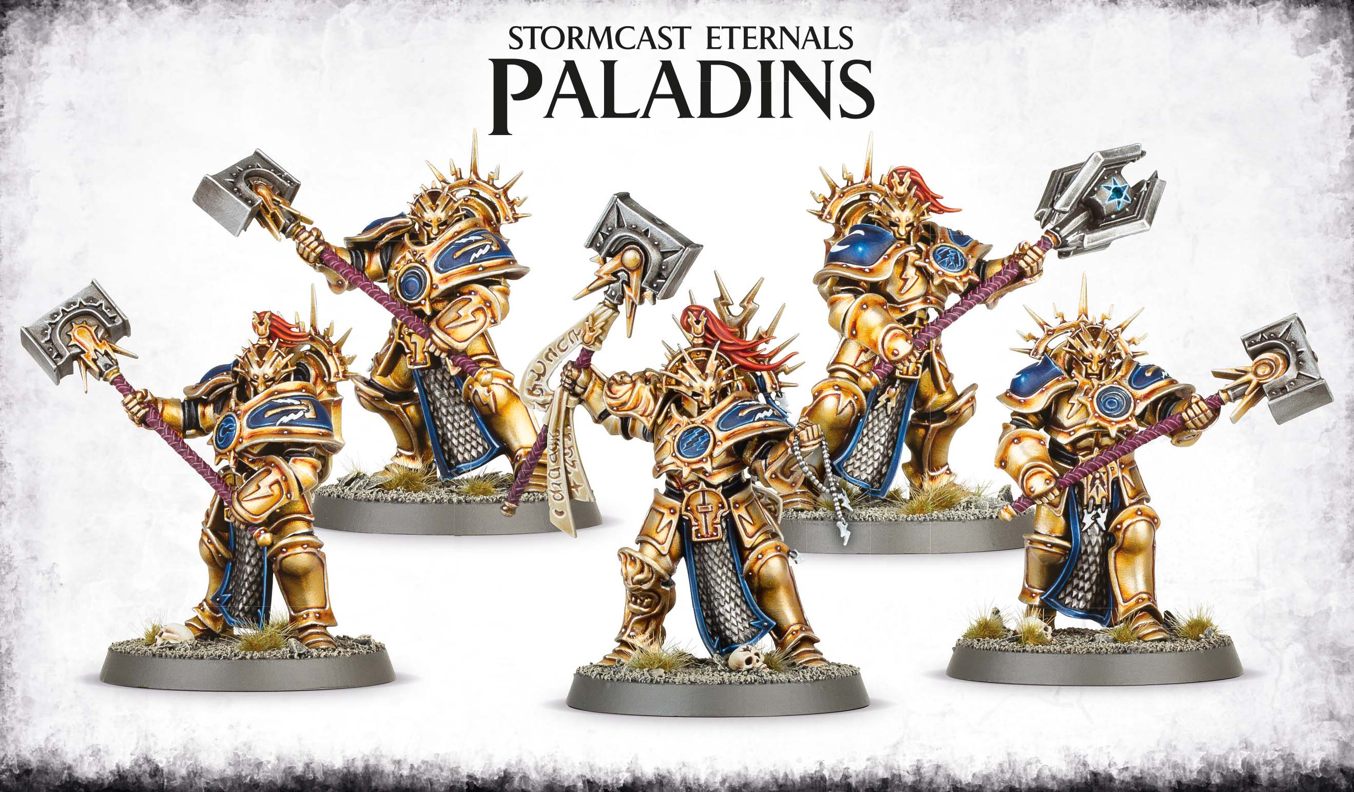 Stormcast Eternals Paladins | Mythicos