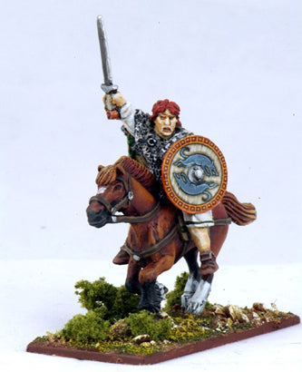 SI01c Mounted Irish Warlord Sword (1) | Mythicos