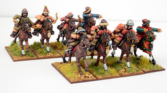 SMG04 Mongol Warriors (1 point) | Mythicos