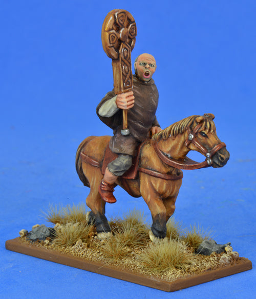 PR10 SAGA Mounted Christian Priest (1) | Mythicos