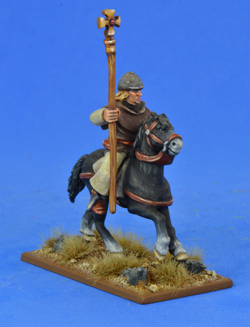 SPR09 SAGA Mounted Celtic Christian Priest (1) | Mythicos