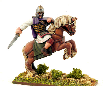 Strathclyde Mounted Warlord | Mythicos