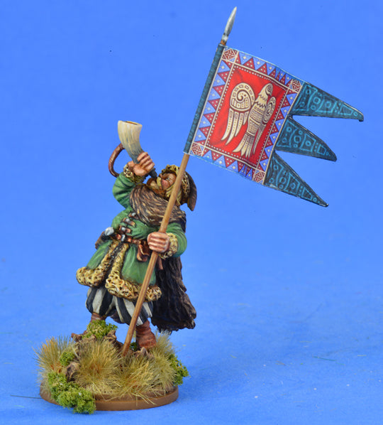 SWBB12 Pagan Rus Warbanner Bearer | Mythicos