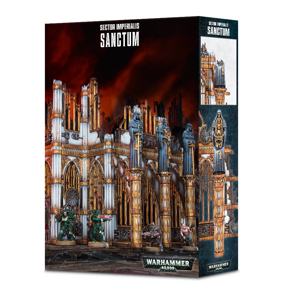 Sector Imperialis Sanctum | Cascade Games | New Zealand