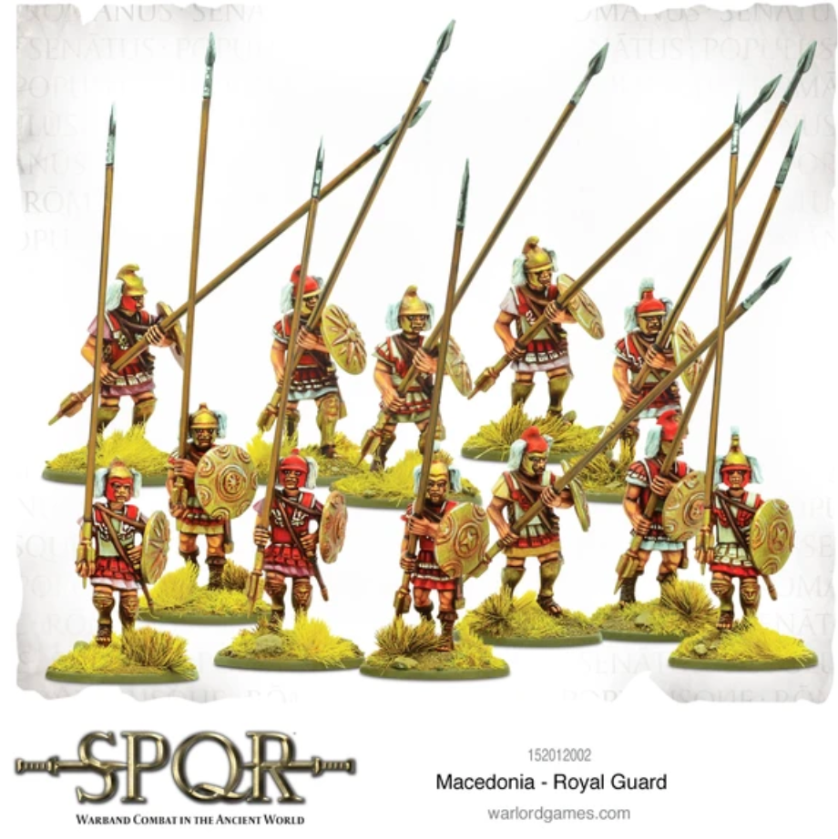Macedonia Royal Guard | Mythicos