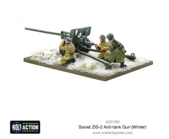 ZIS-2 Anti-Tank Gun (Winter) | Mythicos