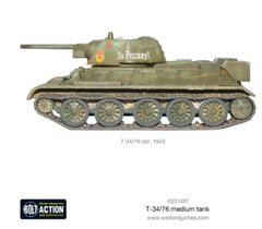T-34/76 Medium Tank | Mythicos