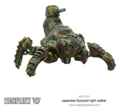 Japanese Scorpion Light Walker | Mythicos