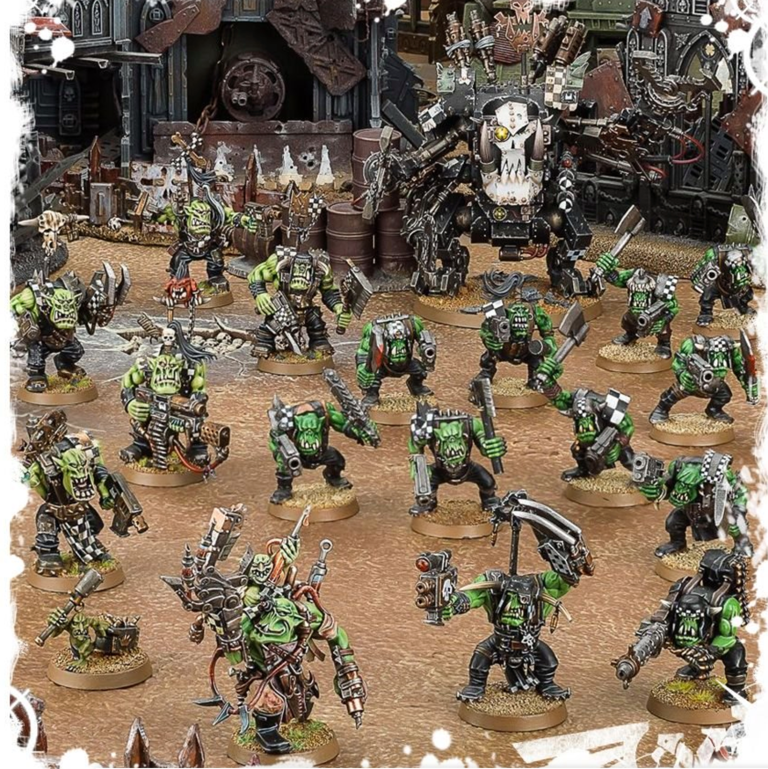Start Collecting! Orks | Mythicos