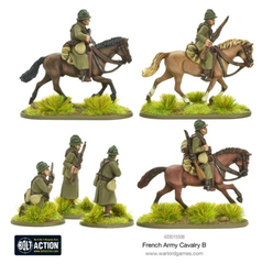 French Army Cavalry B | Mythicos