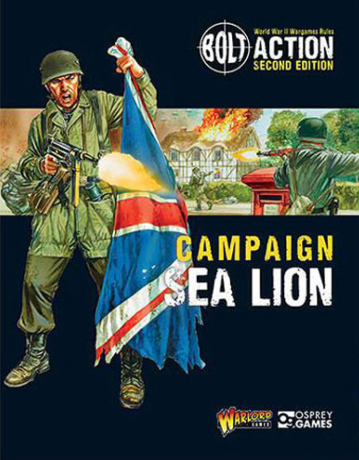 Campaign: Sea Lion | Mythicos