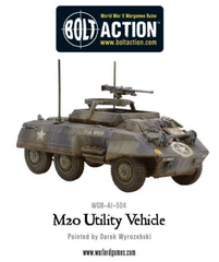 M8/M20 Greyhound Scout Car | Mythicos