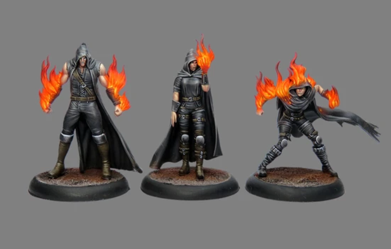 MalifauX 3rd Edition: Arcanists - Burning Bridges | Mythicos