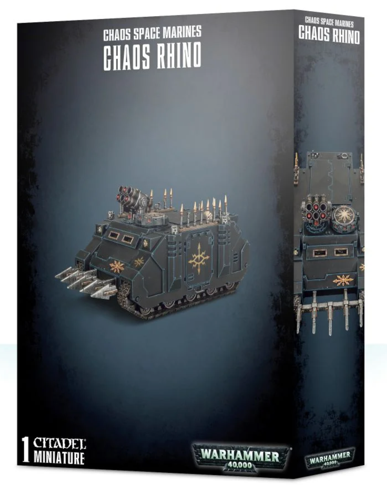 Chaos Space Marines Rhino | Mythicos