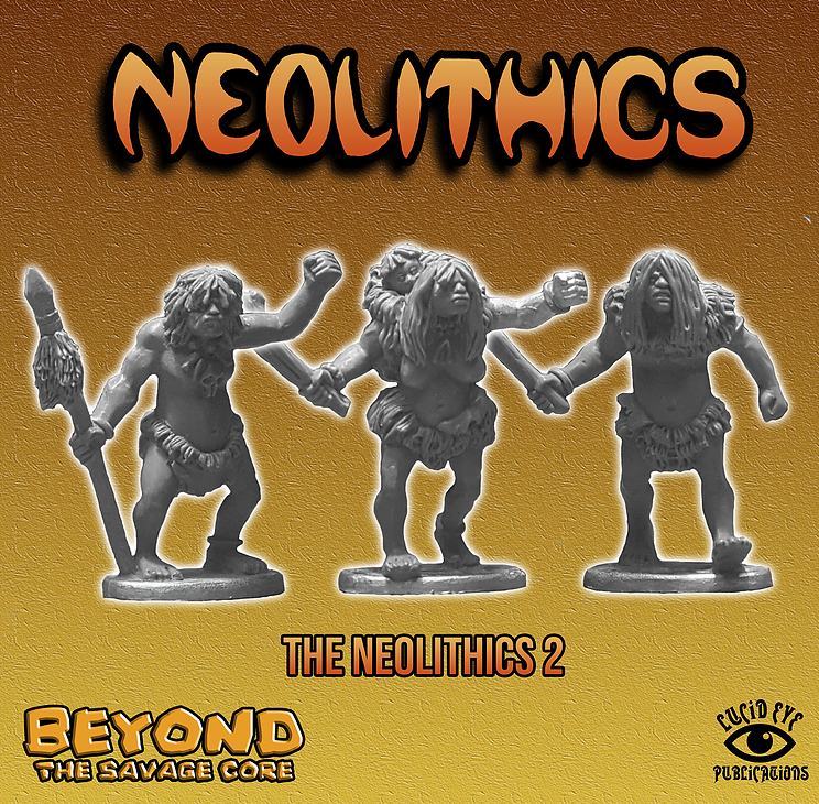 The Neolithics 2 (NEO2) | Mythicos