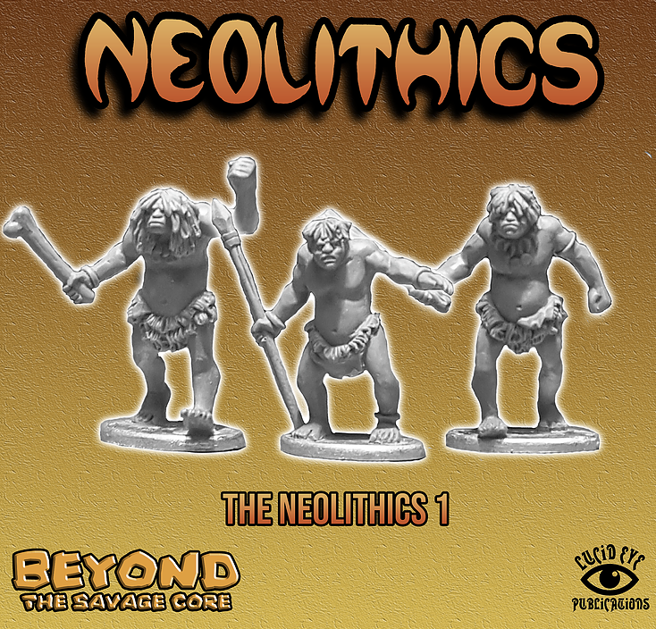 The Neolithics 1 (NEO1) | Mythicos