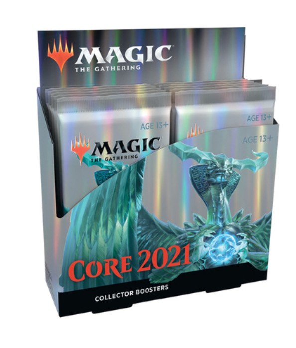 Core Set 2021 Collector Booster Box | Mythicos