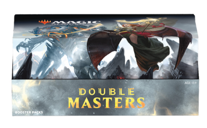 Magic: The Gathering- Double Masters Draft Booster Box | Mythicos