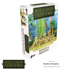 Warlords of Erehwon: Bandits & Brigands | Mythicos