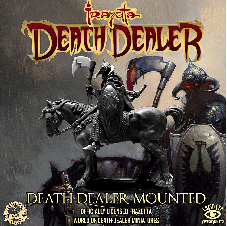 Death Dealer Mounted | Mythicos