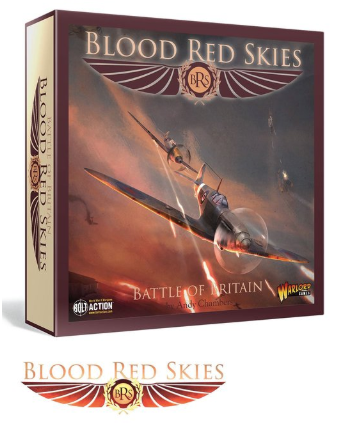 Blood Red Skies: Battle of Britain | Mythicos