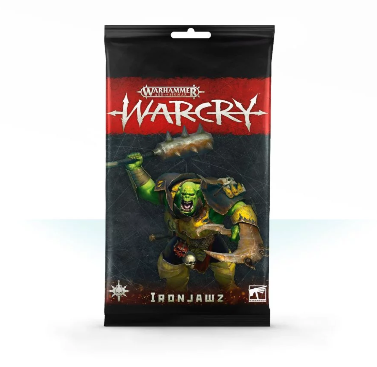 Warcry: IronJawz Cards (Out of Print) | Mythicos