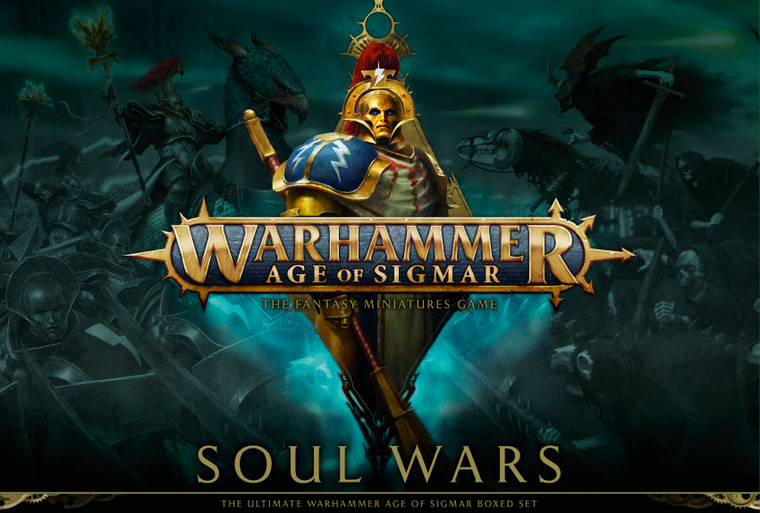 Age of Sigmar Soul Wars Box Set | Mythicos