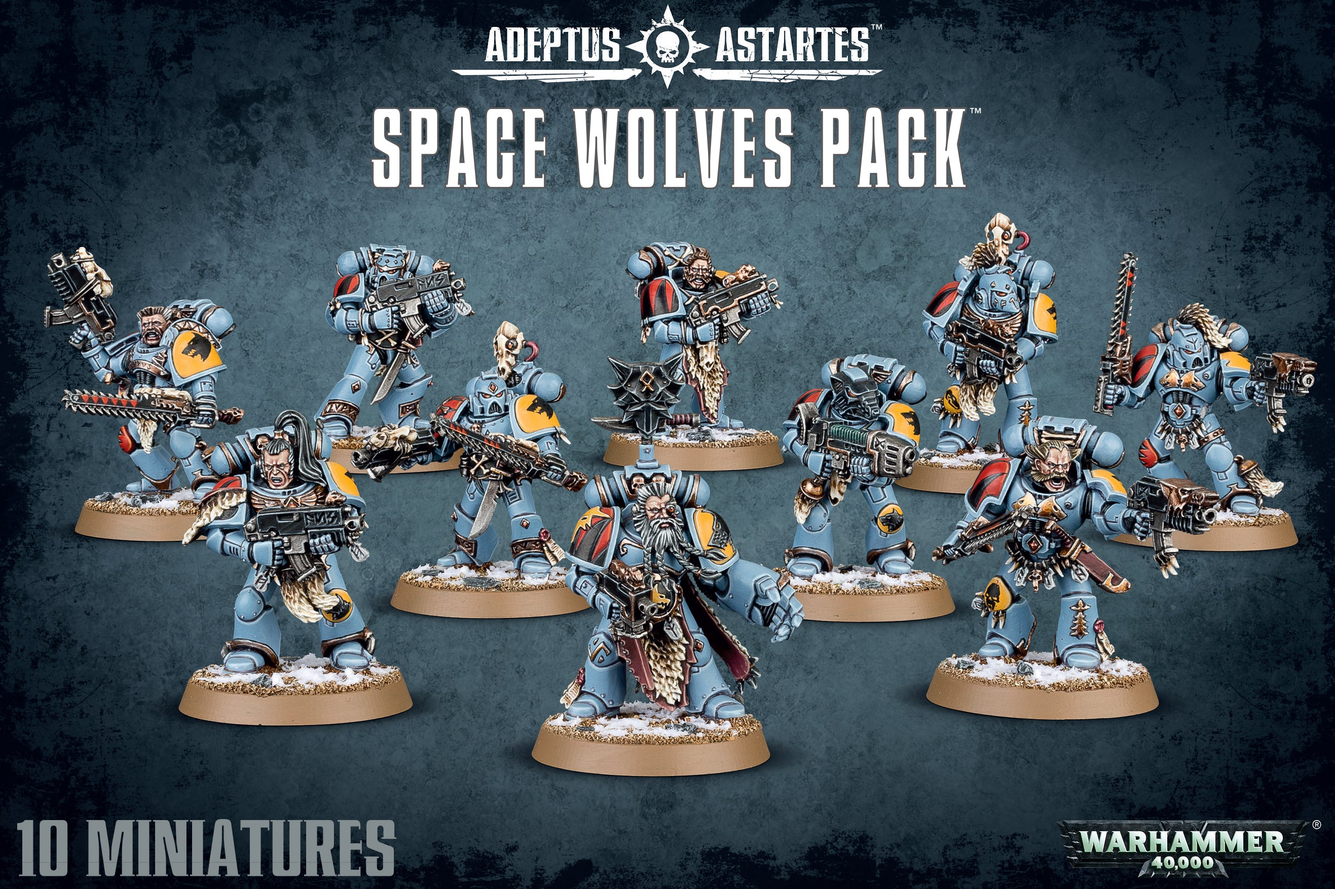 Space Wolves Pack | Mythicos