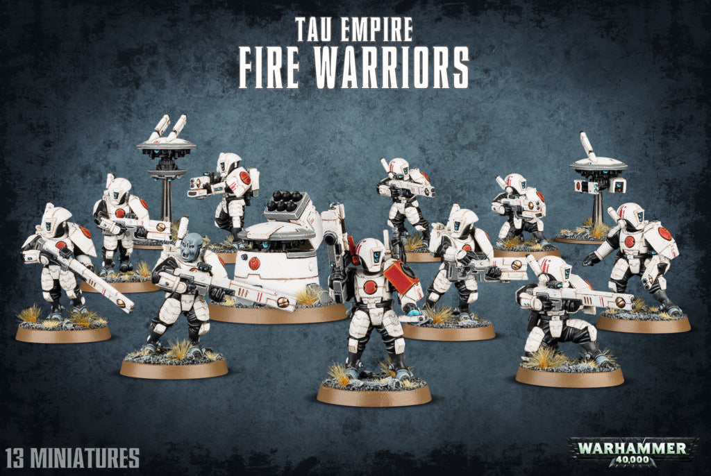 Fire Warriors Strike Team / Breacher Team | Mythicos