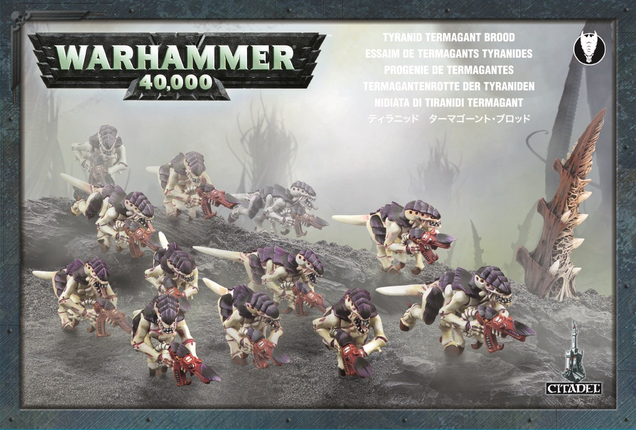 Tyranids Termagant Brood | Mythicos