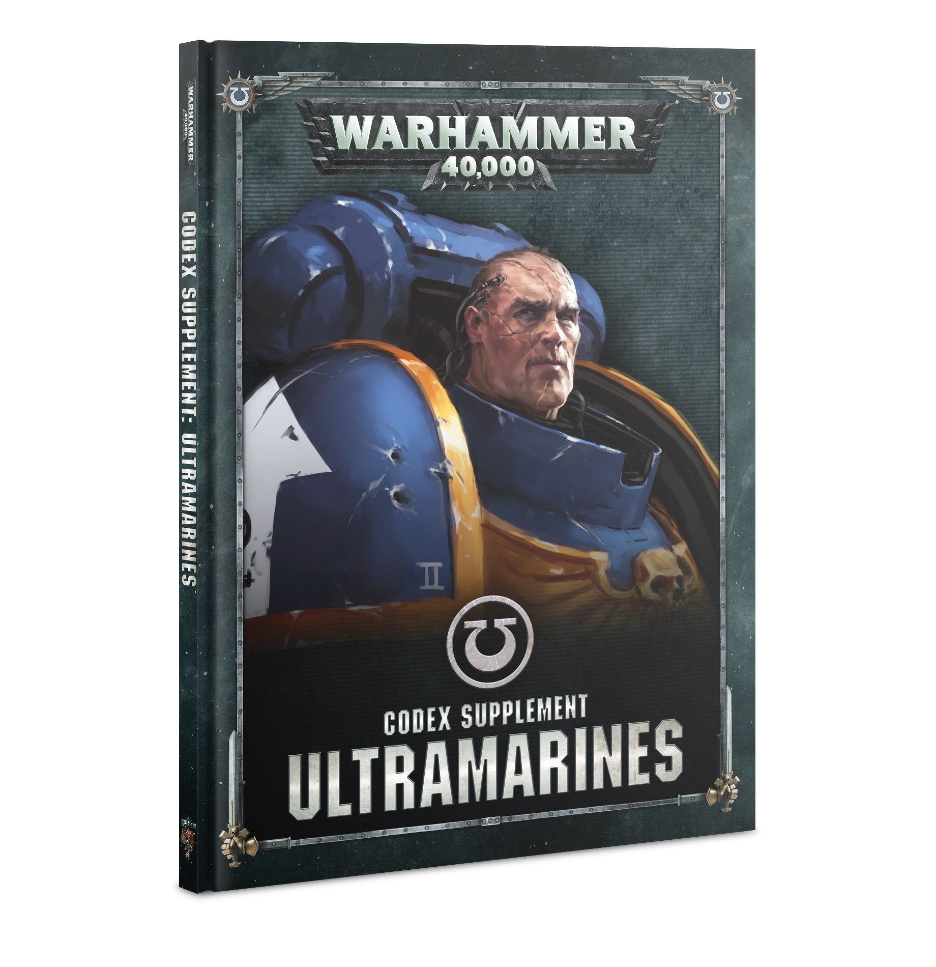 Codex Supplement: Ultramarines | Mythicos