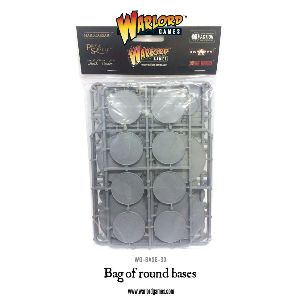 Bag of Round Bases | Mythicos