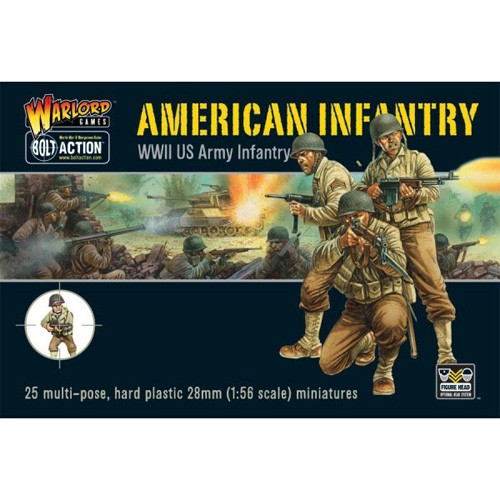 American Infantry | Mythicos