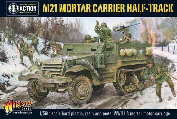M21 Mortar Carrier Half-Track | Mythicos